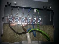 AEG 40106VV-WN - Pod��czenie kuchenki elektrycznej 3 fazowej