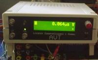 Licznik częstotliwości czasu 0,14(0.28)ppm, 8ns, ext. sync.GPS