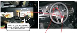 Hyundai i20 2011 - sterowanie centralnym zamkiem z pilota