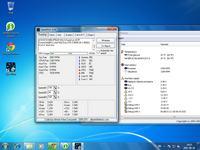 Dziwne zachowanie PC po zmianie płyty głównej - artefakty