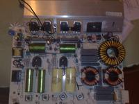 Płyta indukcyjna Amica PBFVI-506FTB - uszkodzony moduł Copreci