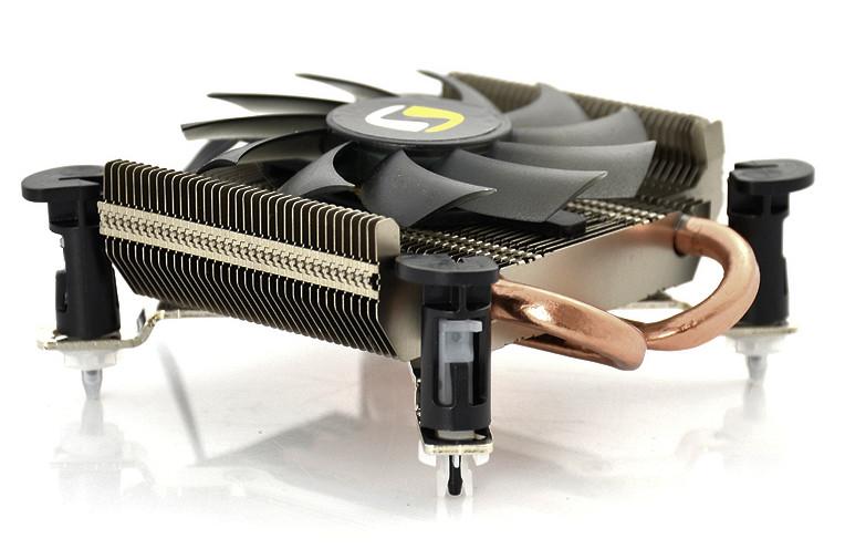 SilentiumPC Infantis LP812 - niskoprofilowy uk�ad ch�odz�cy dla procesor�w Intel