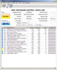 Dysk WD 1TB brak dost�pu do danych, wolna praca systemu