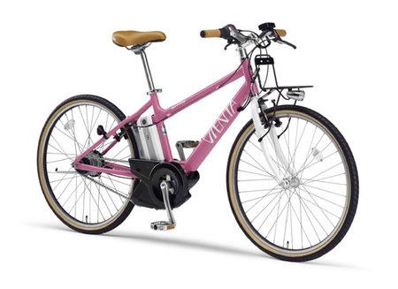 Yamaha Vienta - elektrycznie wspomagany rower miejski dla pa�