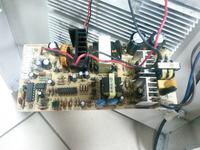 Elektro-Line bd-50a - Tylni wentylator nie działa