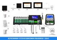 VAILLANT ecoTEC plus VC + calorMATIC 430 + L-8 TECH STEROWNIKI