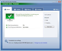 Microsoft pracuje nad kolejn� wersj� Security Essentials