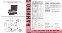Bambino WG-252 - Uruchomienie sprzętu