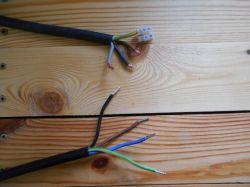 Indukcja Elektrolux EHH6240ISK - podłączenie pod siłę (tylko 4 przewody)