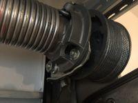 Brama garażowa segmentowa Hormanna po wymianie sprężyn nie działa