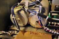 Radmor 5412 - czy kondensator do wymiany, pomimo, że sprzęt działa?