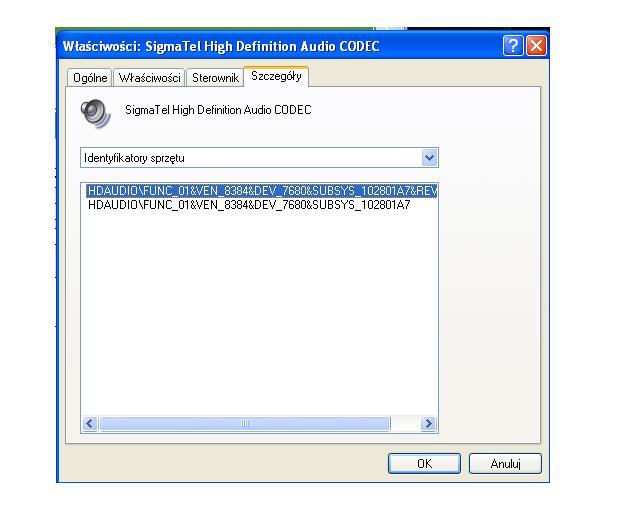 Sigmatel Audio Driver Windows Vista Download