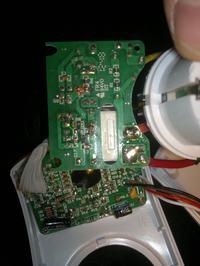 Jaka dioda zenera w regulatorze wilgotności powietrza