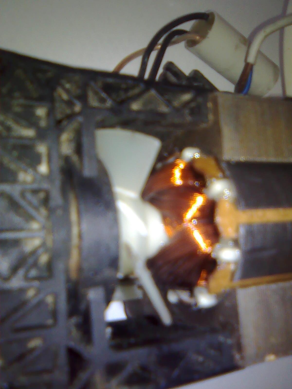 Mikser Zelmer 481.6 wentylator silnika