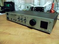 Stereofoniczny wzmacniacz mocy mojej konstrukcji RevelBlare854 na LM4780
