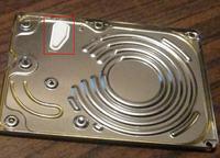 Dysk USB Spire - dziurka do oddychania.