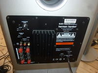Harman Kardon AVR 245 + DVD37 + HKTS 7 + dekoder Polsatu HD3000 + Plazma LG 50'