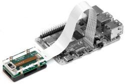 Moduł z laserem IR do analizy obrazów przy 120 fps na Raspberry Pi