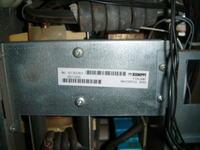 Spawarka Master 3500 Kemppi - Palące się diody prostownika