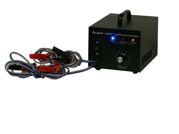 ReVolt3000 - regenerator akumulator�w - Kickstarter