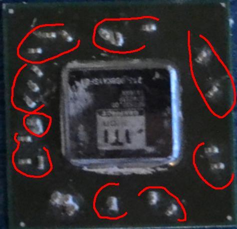 RADEON 2600 pro - nie podaje obrazu, wydziela ciepło, blokuje rozruch komputera