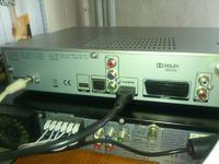 sony kdl-40s4000 - brak dźwięku przy podłączeniu kina domowego i dekodera