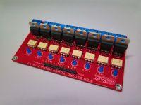 [Sprzedam] Moduł wykonawczy SSR 8x 230V z detekcją zera ARDUINO i nie tylko