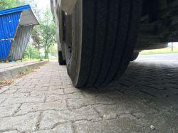 Mercedes AXOR - Kontrolki 2 co oznaczają?