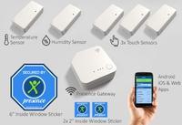 Presence Security Pack - CCTV + zestaw czujników IoT
