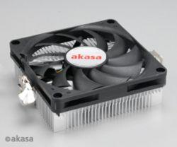 Budowa radiatora typu low profile do procesora