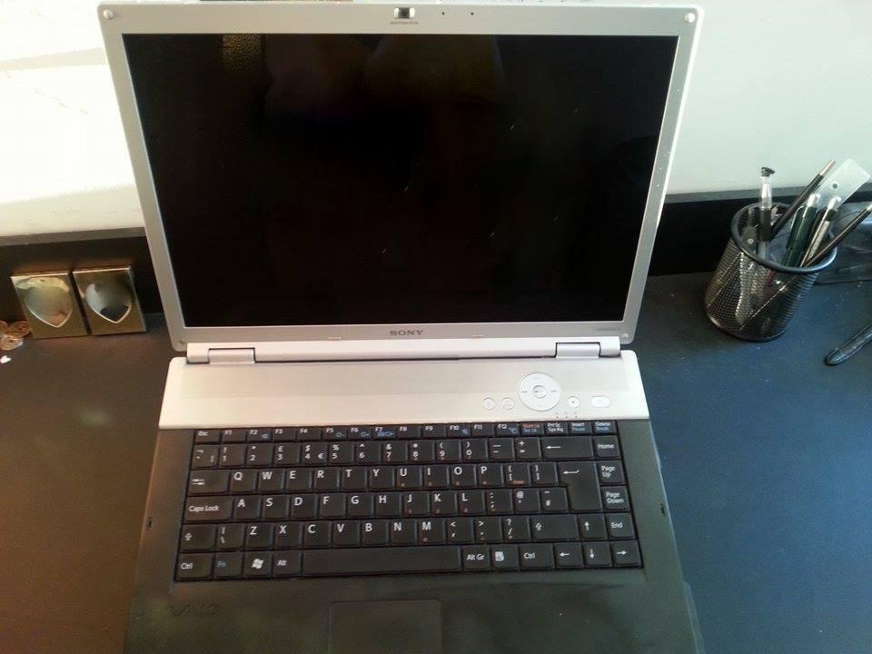 [Sprzedam] Laptop Sony Viao VGN-FZ11Z