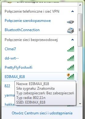 Router Edimax - Konfiguracja routera edimax BR-6428nS,