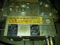 Blok gazowy Dungs MB-VEF 407 B01 S10
