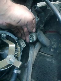Uno 1.0 nie odpala na rozgrzanym silniku