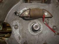 Brak iskry na świecy w silniku s101 polmo