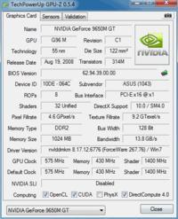 Wymiana grafiki w laptopie Acer Aspire 8920G