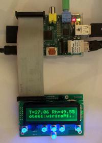 P�ytka rozszerze� do Raspberry Pi