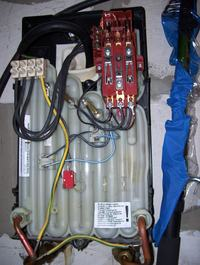 Siemens dht 21r - Zimna woda kontra wrzątek i wywalanie bezpiecznika.