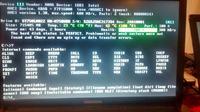 Medion akoya E7222 - Nie ładuje instalacji Windowsa. Samego win też nie.
