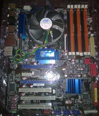 [Sprzedam] ASUS P6T SE LGA 1366 + Intel� Core™ i7-930 2.80 GHz WYDAJNY