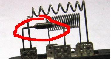 Pytanie o rezystor dmuchawy ford escor - bezpiecznik termicz