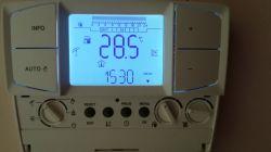 Immergas Victrix 24 kW x Plus - co oznacza migająca ikonka cwu.