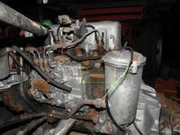 silnik mercedesa -problem z rozpoznaniem