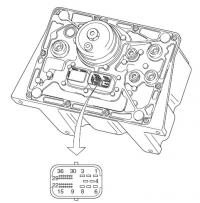 Daf xf 105 - przywrócenie adblue do stanu pierwotnego