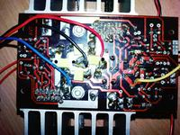[Sprzedam] Końcówka mocy na mosteku tda7294 + filtr do subwoofera.
