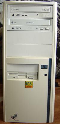 [Sprzedam] Stary sprawny komputer.
