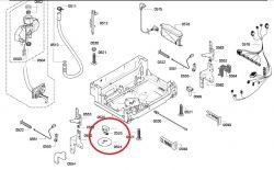 Bosch SMV50E10EU - Zmywarka nie daje się zresetować miga symbol kranika