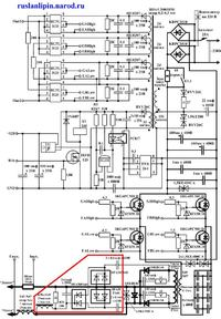 Сварочный аппарат своими руками схема электрическая