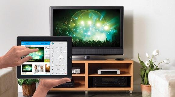 Logitech Harmony Link -zamie� tablet lub smartphone w pilota zdalnego sterowania