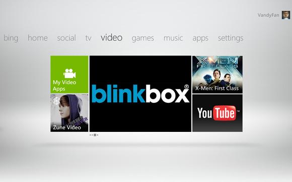 Aplikacje YouTube, MSN i iHeartRadio dla Xbox 360 ju� dost�pne